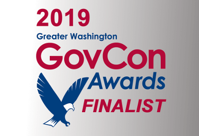 Amyx Selected as a GovCon Awards Finalist