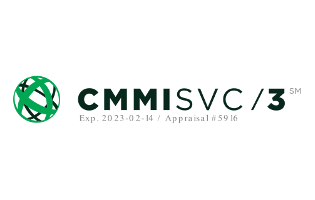 Amyx Completes Capability Maturity Model Integration (CMMI) for Services Level 3 Appraisal
