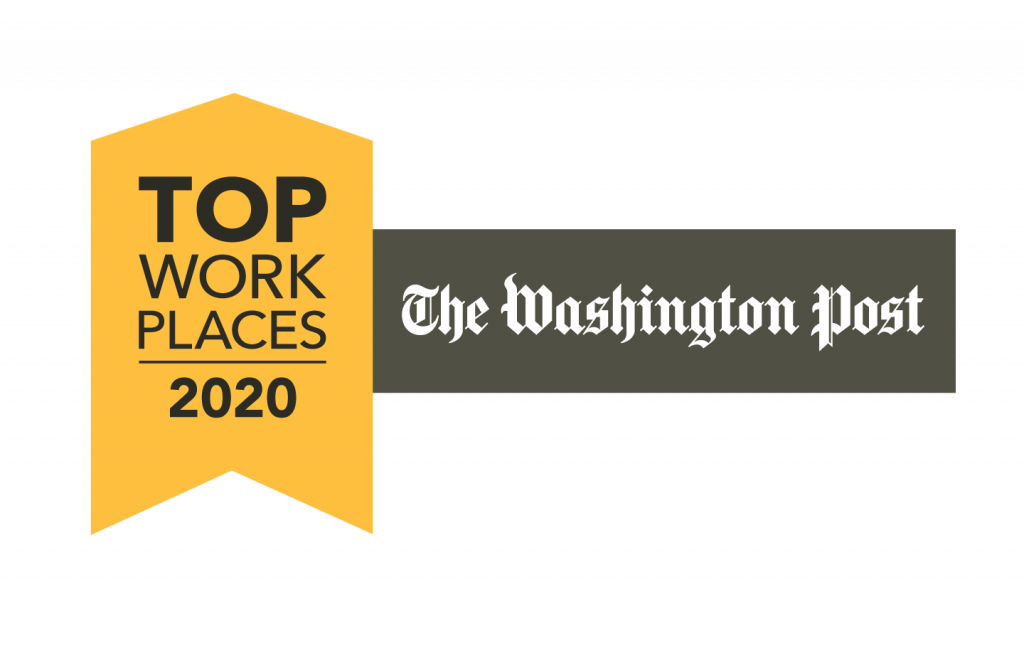 Amyx, Inc. Named Washington Post 2020 Top Workplace