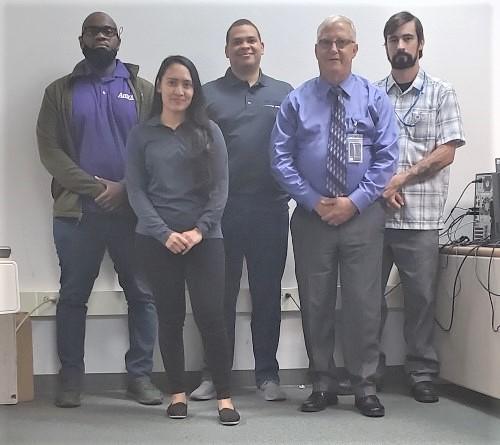 Amyx Leadership Visits DMEA